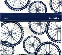 LunchSkins large fiets