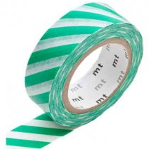 masking tape stripe green