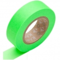 masking tape shocking green