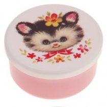 snackboxje poesje roze 7x5 cm