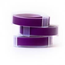 Motex tape voor labelmaker paars