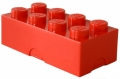 lego lunchbox rood