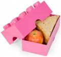 lego lunchbox roze