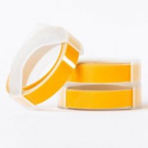 Motex tape voor labelmaker geel