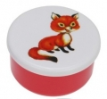 snackboxje vos rood 7x5 cm
