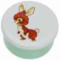 snackboxje konijn mint 7x5 cm