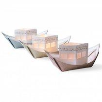 rite de passage – varende lichtbootjes