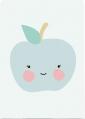 ansichtkaart apple