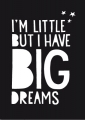 ansichtkaart big dreams
