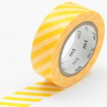 masking tape stripe yellow