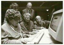 ansichtkaart computeren