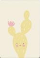 ansichtkaart cactus citrine