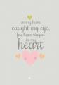poster A4 heart
