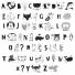 lightbox letter set ABC