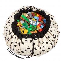 Play & Go speelmat/ opbergzak Eef Lillemor panda