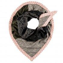 POM sjaal origami green