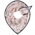 POM sjaal botanical garden rose