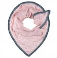 POM sjaal petite drops pink