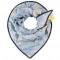 POM sjaal premium patchwork denim