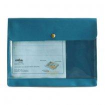 general purpose case A5 blauw