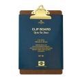 penco clipboard A5 goud