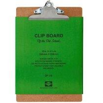 penco clipboard A4 zilver