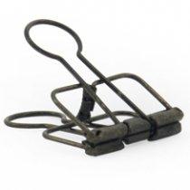 5 x binder clip metaal