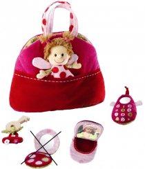 lilliputiens Liz omkeerbaar handtasje